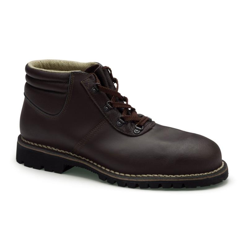 Chaussures de sécurité homme S3 Grandes Pointures s.24 CHAMBERY marron
