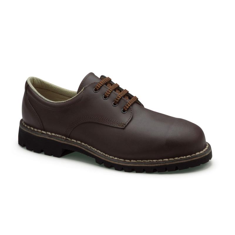 Chaussures de sécurité grandes pointures S3 en cuir pour homme S24 LE MANS