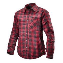 Chemise professionnelle hiver en flanelle et doublure, chemise chaude Diadora PADDED SHIRT