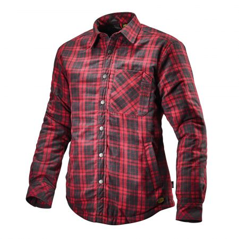 chemise de travail homme pour l 39 hiver en flanelle diadora padded shirt. Black Bedroom Furniture Sets. Home Design Ideas