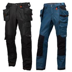 Pantalon de travail Helly Hansen Workwear MJØLNIR - vue des coloris disponibles