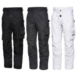 Pantalon renforcé pour maçon Tech Zone Workzone by FE ENGEL Coloris disponibles