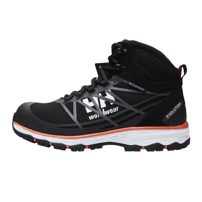 Chaussures de sécurité hautes Helly Hansen Workwear S3 SRC ESD CHELSEA EVOLUTION MID