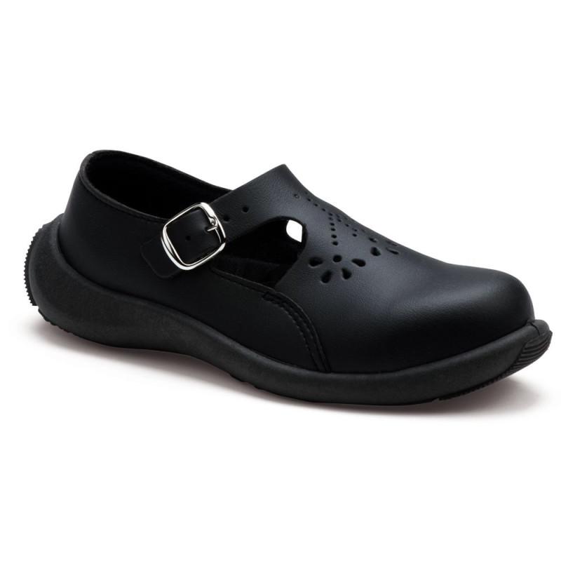 chaussure de sécurité femme jolie