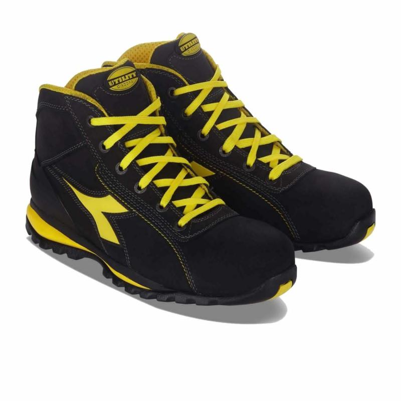 Chaussures de Sécurité Haute HI GLOVE II S3