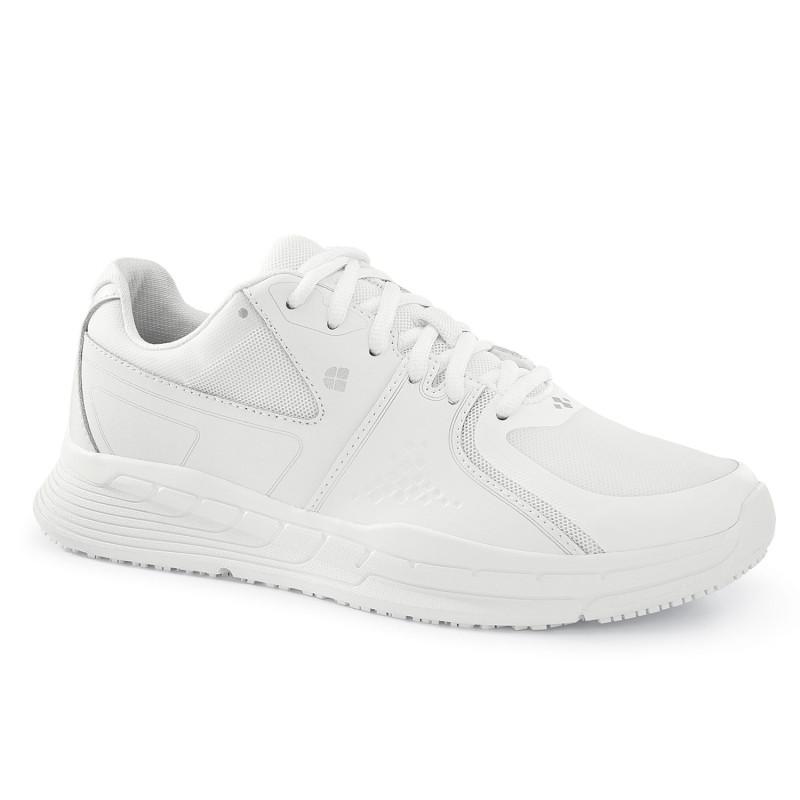 Baskets de travail blanche femme OB SRC Shoes For Crews