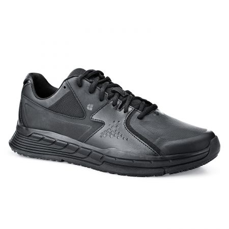 Baskets de travail noires antidérapantes homme OB SRC Shoes For Crews CONDOR