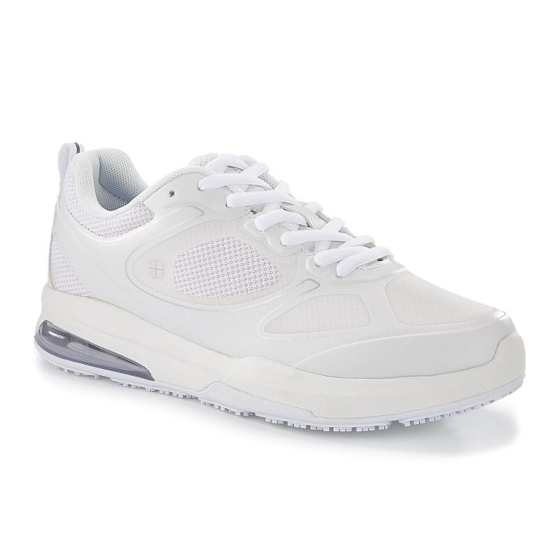 Chaussures de travail blanches pour femme antidérapantes Shoes For Crews REVOLUTION II