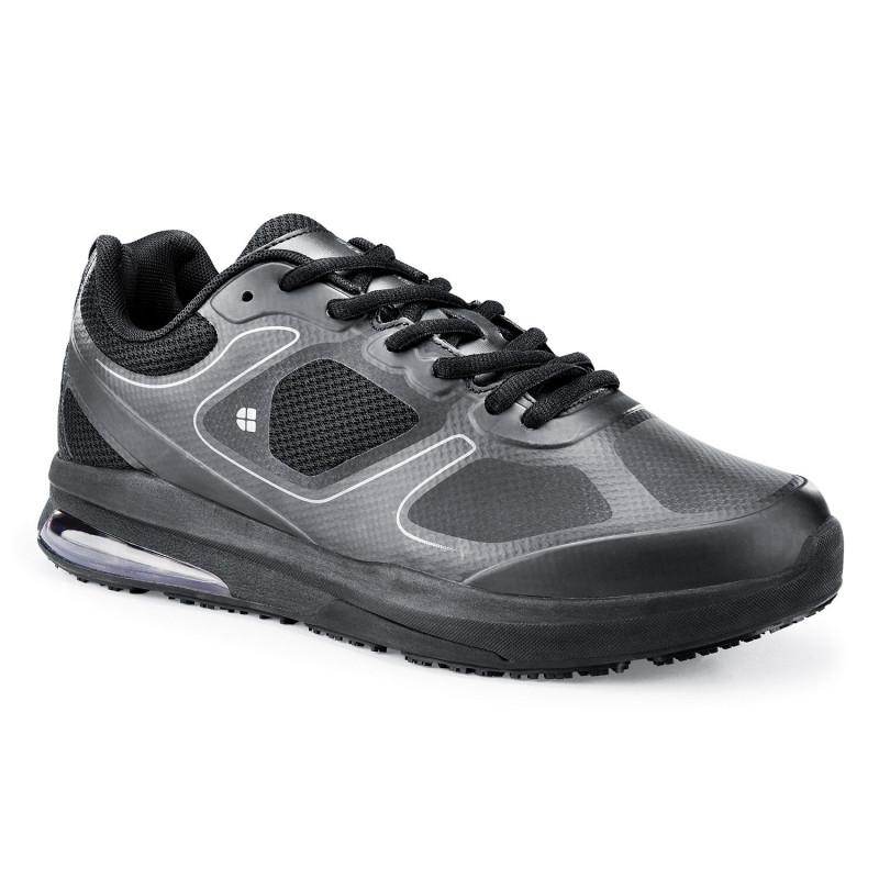 Baskets de travail noires pour homme Shoes For Crews EVOLUTION II