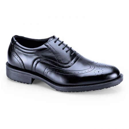 Chaussures de service homme Shoes For Crews EXECUTIVE WING TIP III