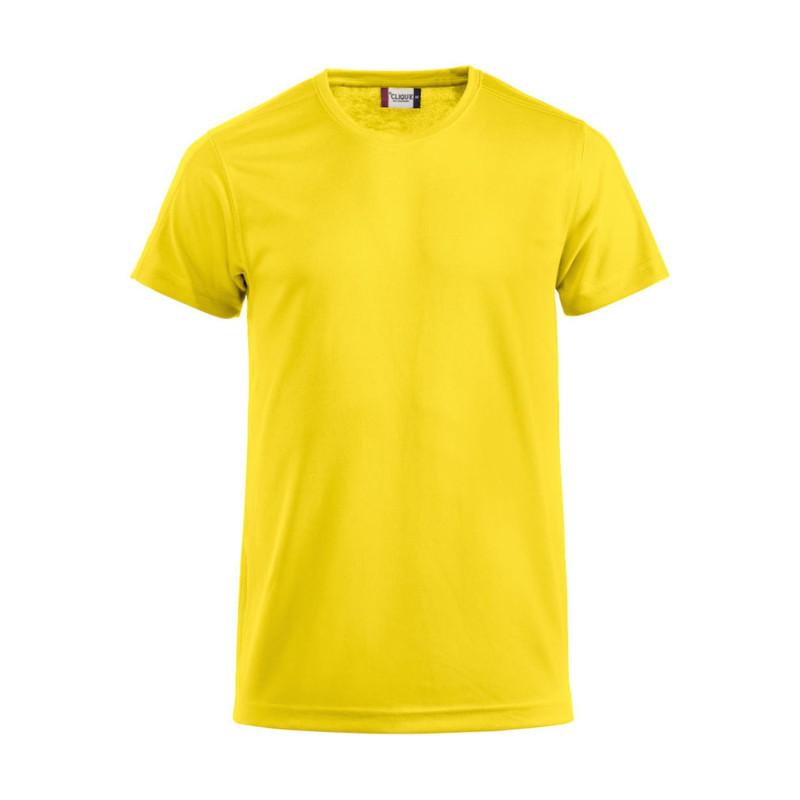 T-shirt de travail respirant pas cher Clique ICE T