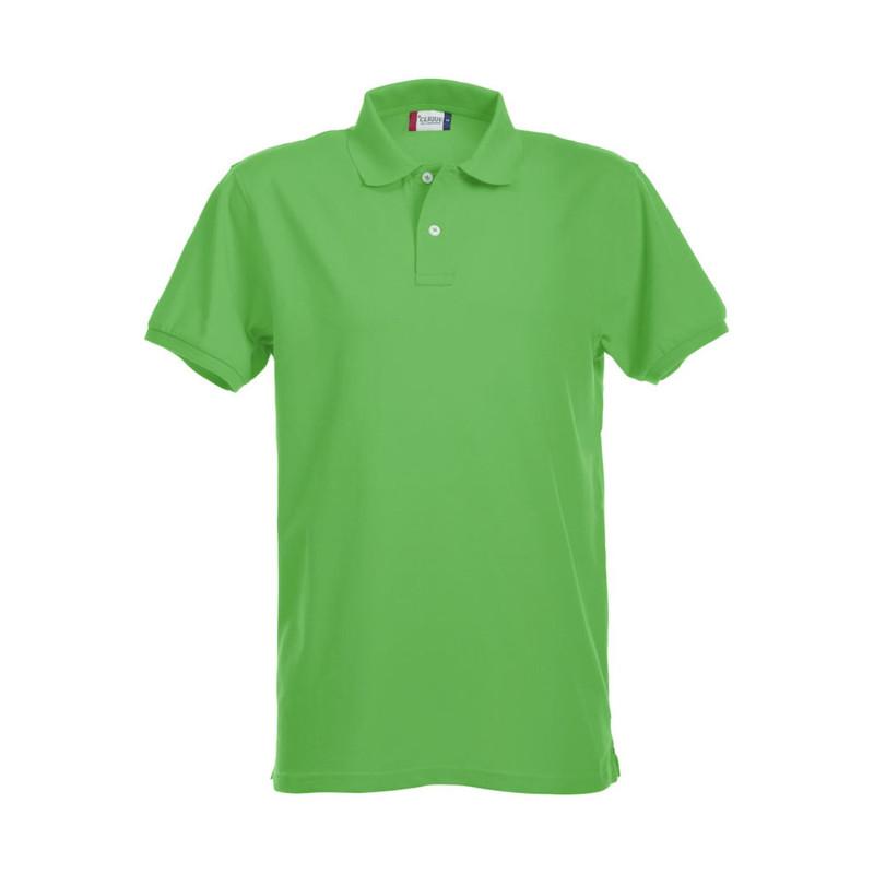 Polo de travail vert