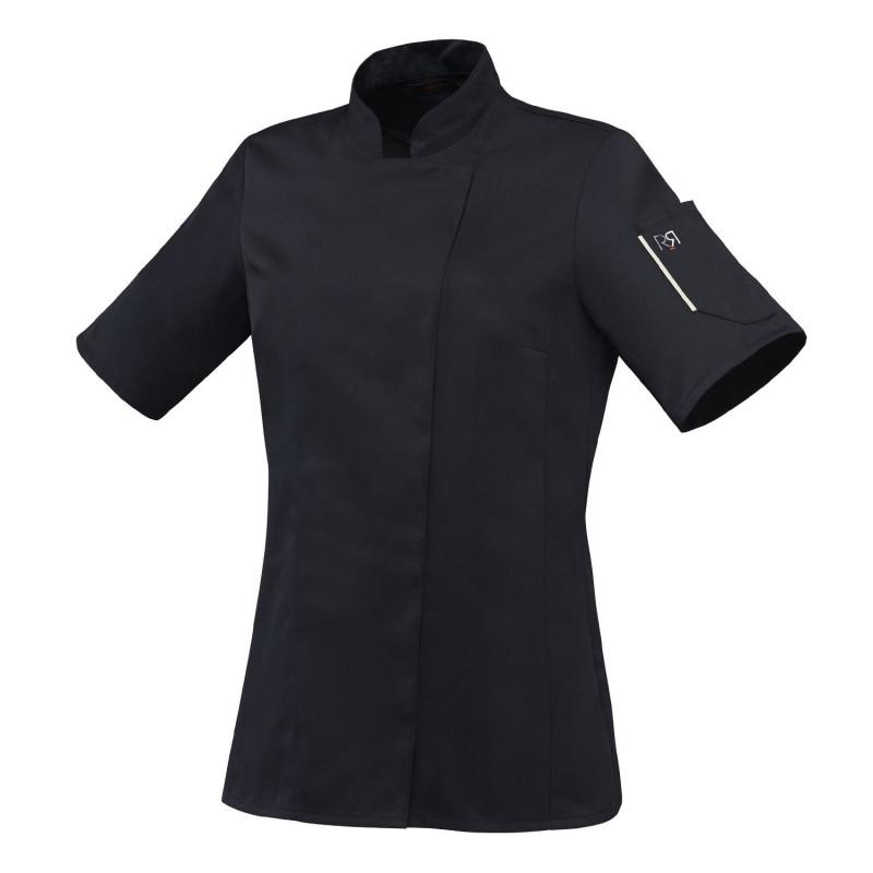veste de cuisine femme pas cher couleur tenue de cuisine. Black Bedroom Furniture Sets. Home Design Ideas