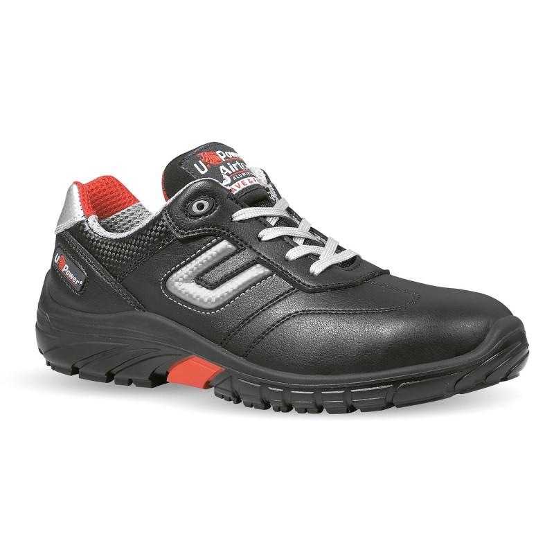 Chaussures de sécurité antidérapantes UPOWER S3 SRC EVOLUTION GRIP
