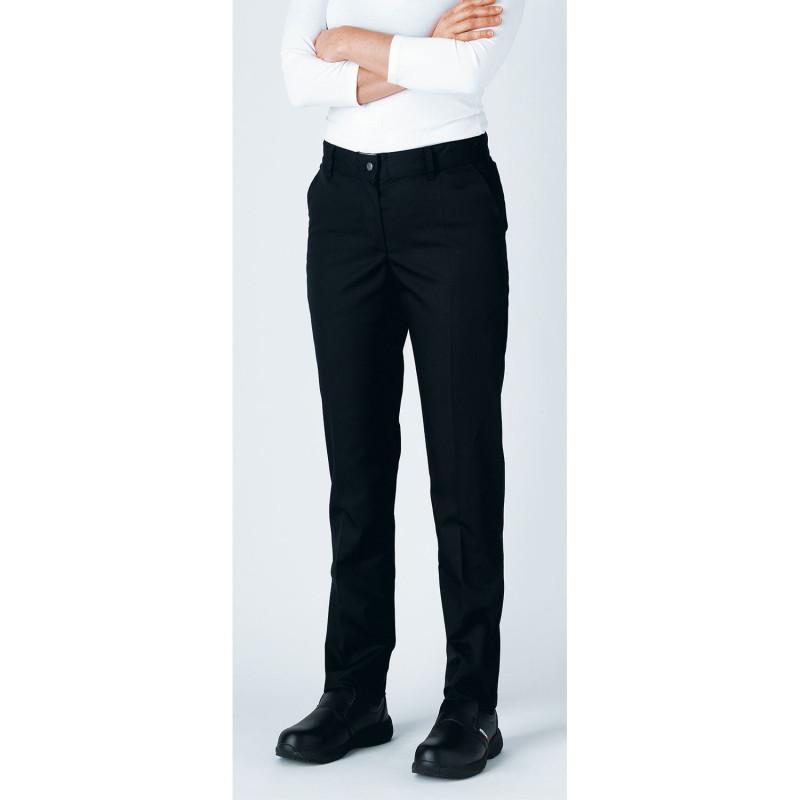 Pantalon de cuisine slim pour femme Robur ADELIE