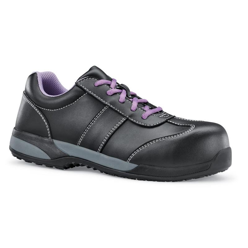 Chaussures de sécurité femme légères Shoes For Crews S3 SRC BONNIE