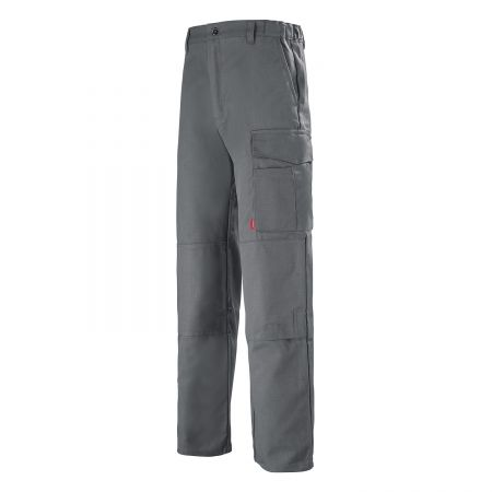 pantalon de travail industrie BASALTE Lafont Work Collection 1MIM82CP gris acier