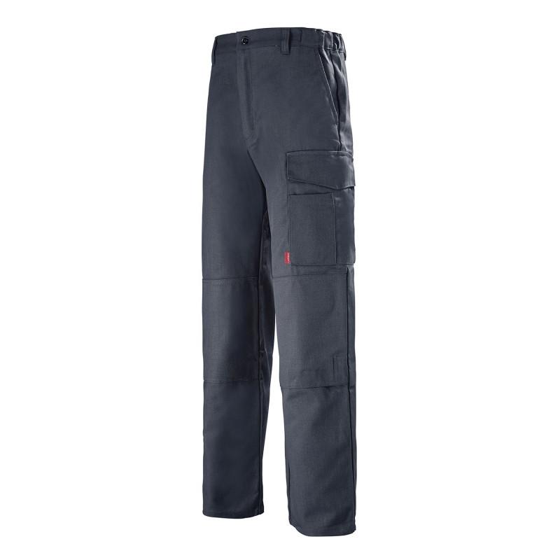 pantalon de travail gris charbon BASALTE Lafont Work Collection 1MIM82CP