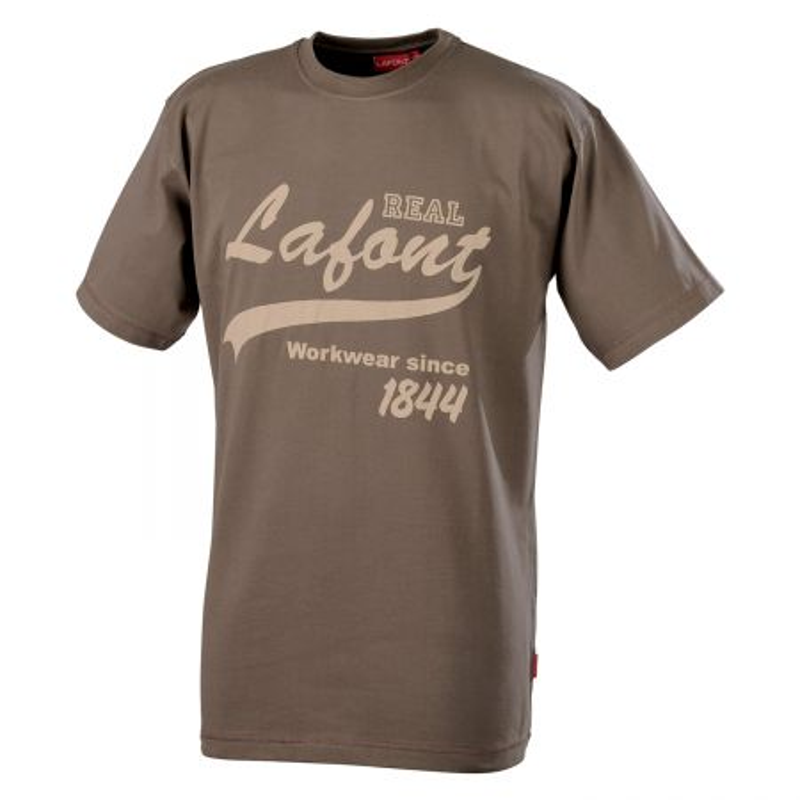 Tee shirt professionnel stretch Lafont