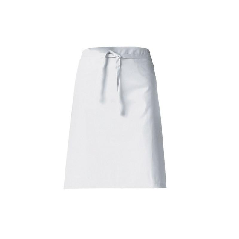tablier de service Bragard blanc