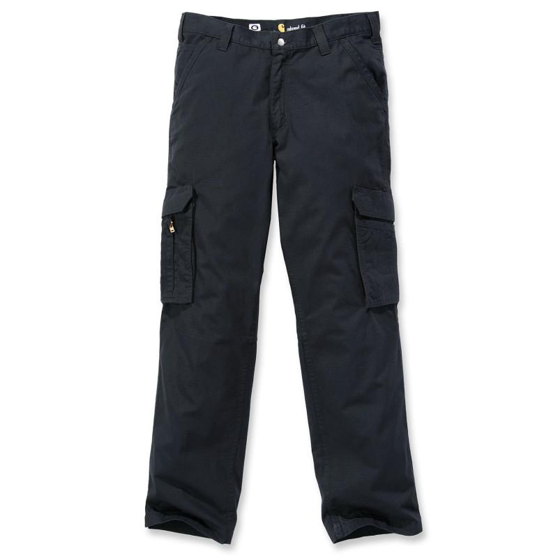 Pantalon de travail Cargo noir Carhartt