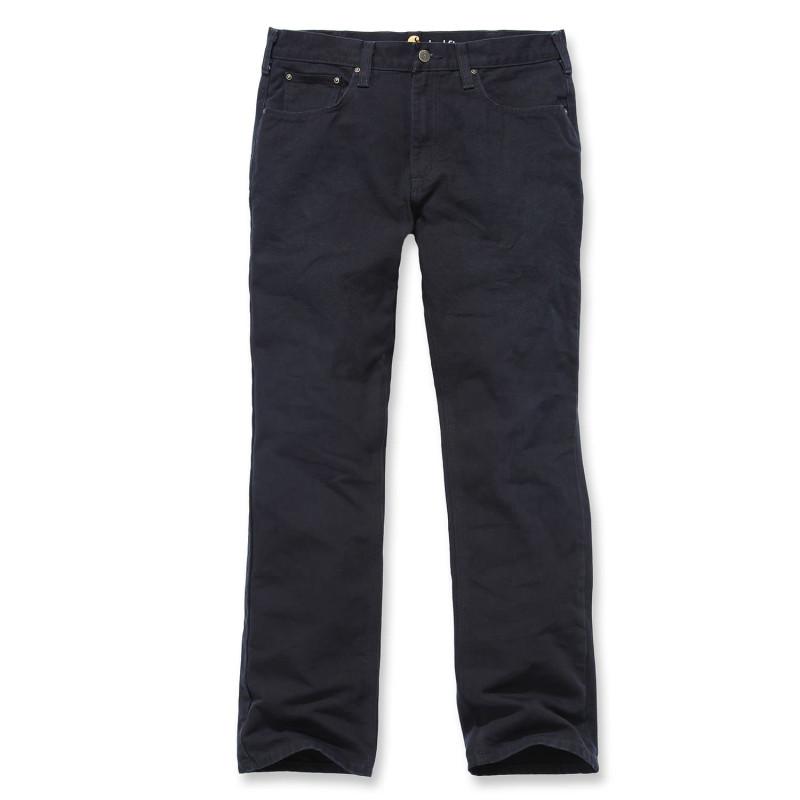 Pantalon de travail 5 poches en Cotton Duck lavé Carhartt