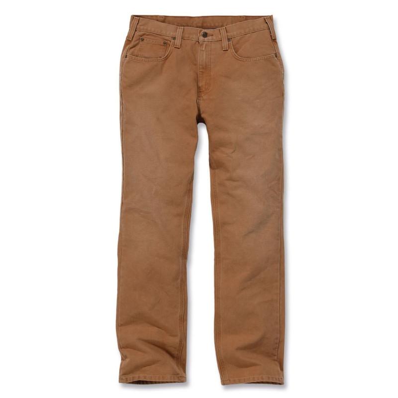 Pantalon de travail weathered duck 5 pocket pant Carhartt 100096