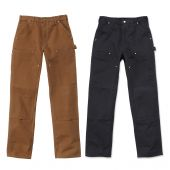 Pantalon de charpentier renforcé Carhartt B01 en Cotton Duck