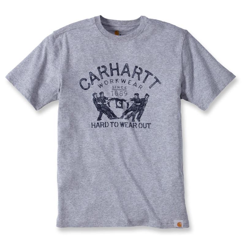 Tshirt Carhartt gris