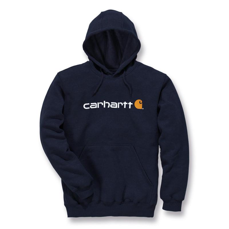 Sweat Carhartt bleu marine