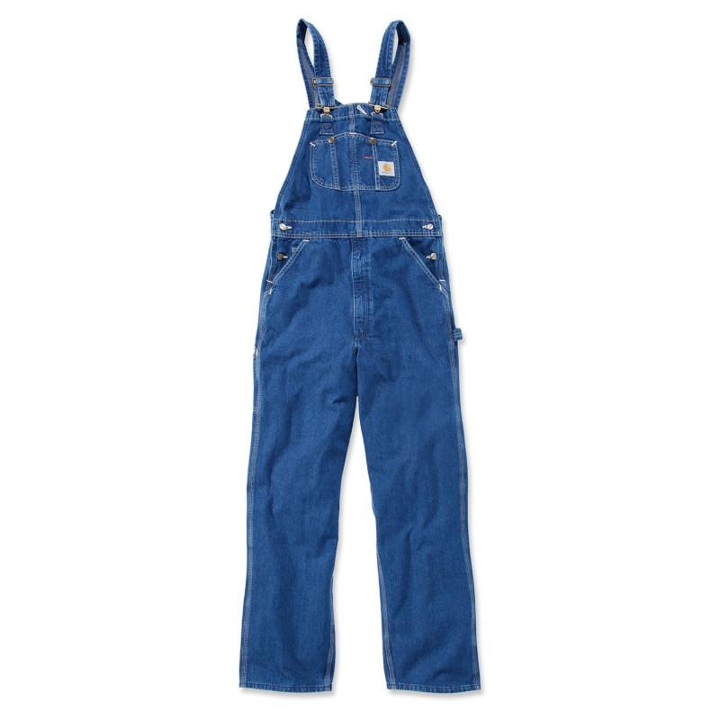 Salopette de travail Carhatt R07 en jean