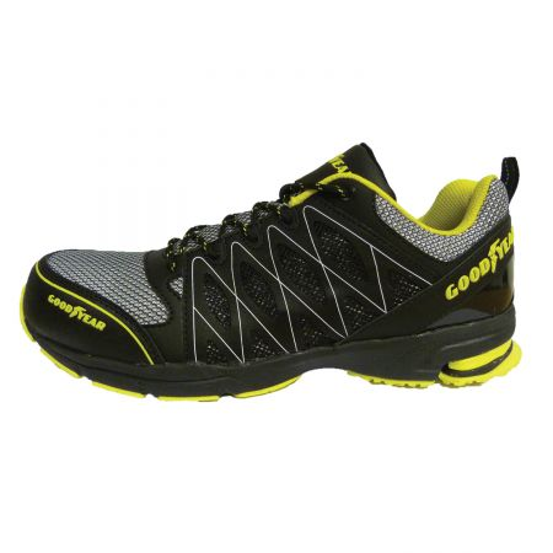 Chaussures de sécurité femme Goodyear sans métal S1P SRA HRO ADELAIDE