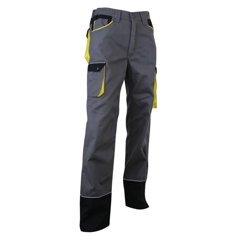Pantalon de travail gris LMA SECHOIR