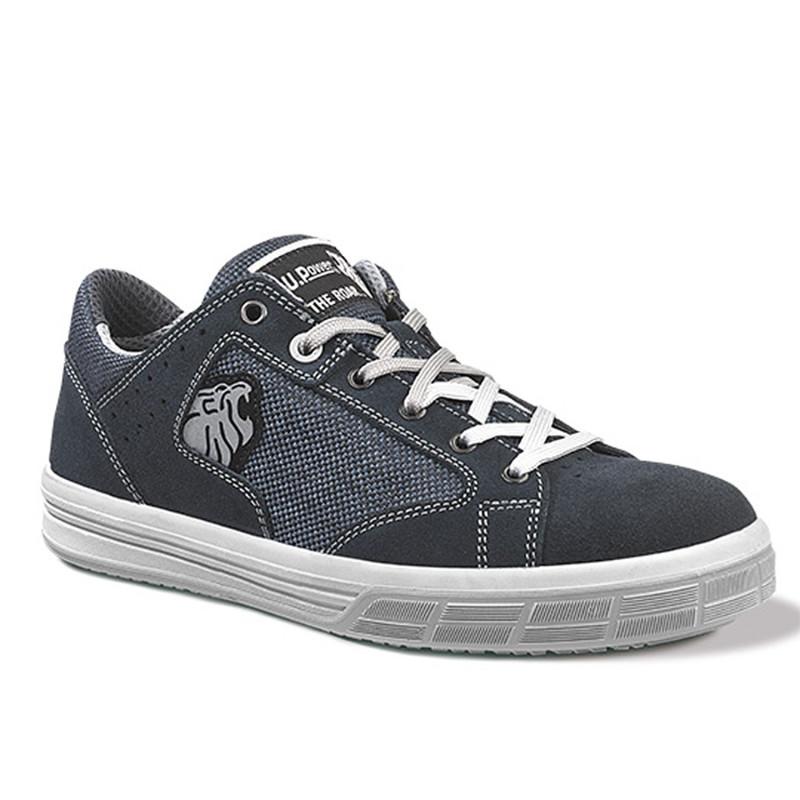 Chaussures de sécurité en toile Canvas upower S1P SRC TROPHY