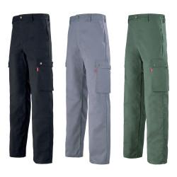 Pantalon de travail Lafont Work Profil