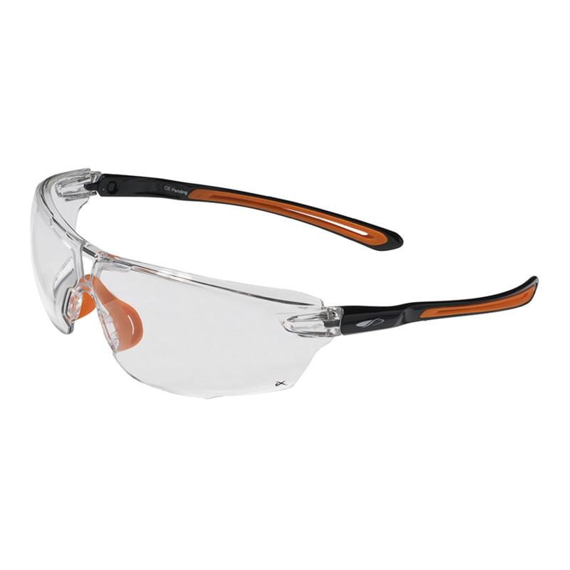 Lunette protection noir et orange Swiss One ONEX