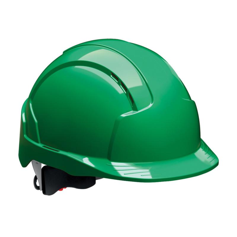 Casque de protection vert JSP EVOLITE