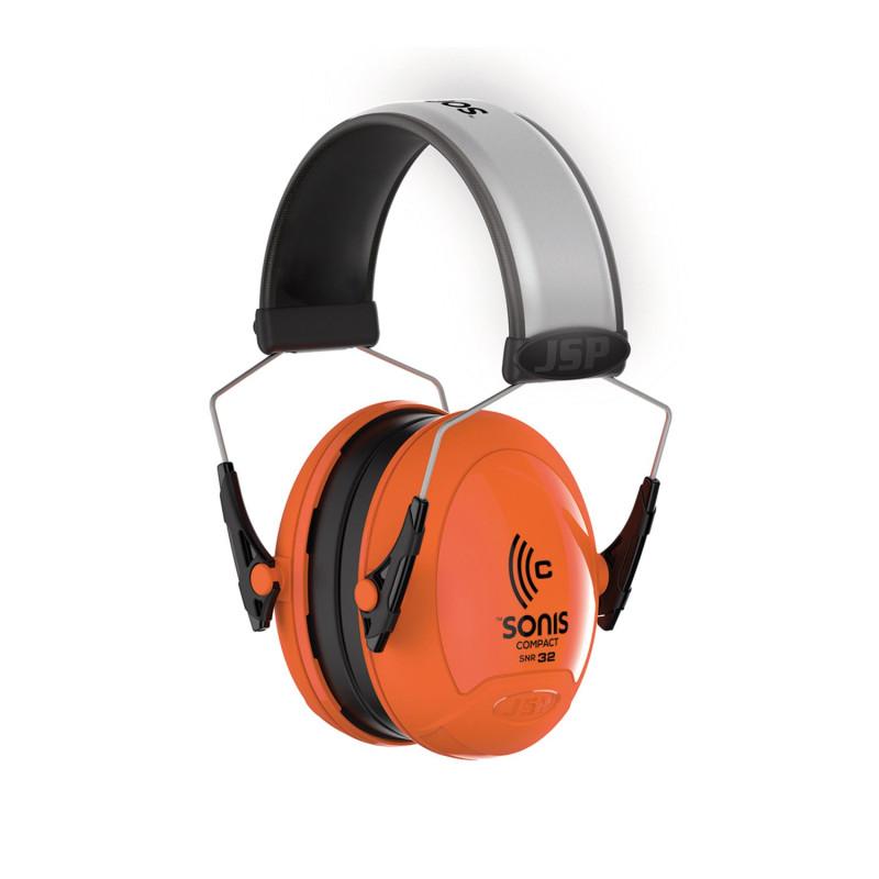 Protection auditive professionnelle JSP SONIC C SNR 32