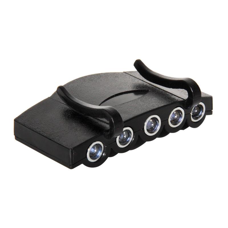 Lampe LED pour visière casquette anti-heurt JSP HARDCAP A1+