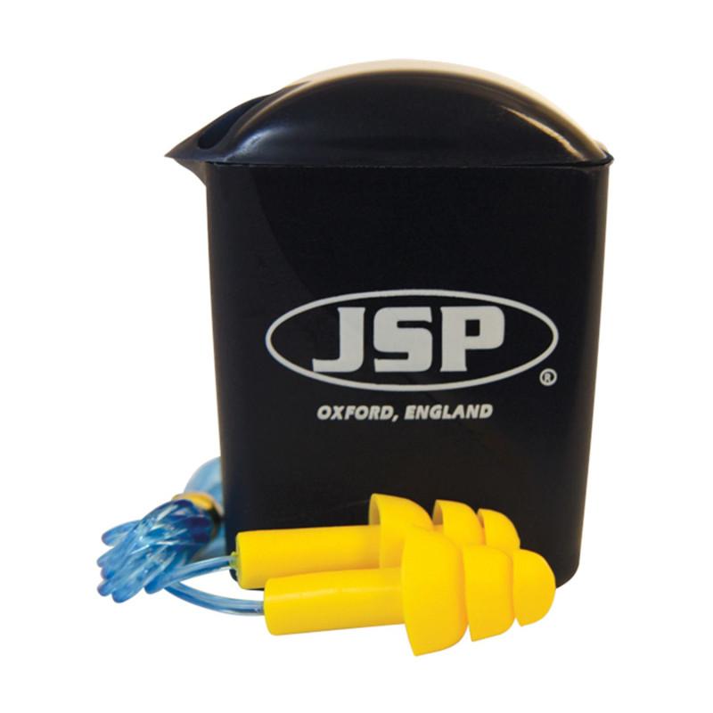 Bouchons d'oreille réutilisables JSP 26 db avec cordon MAXIFIT PRO