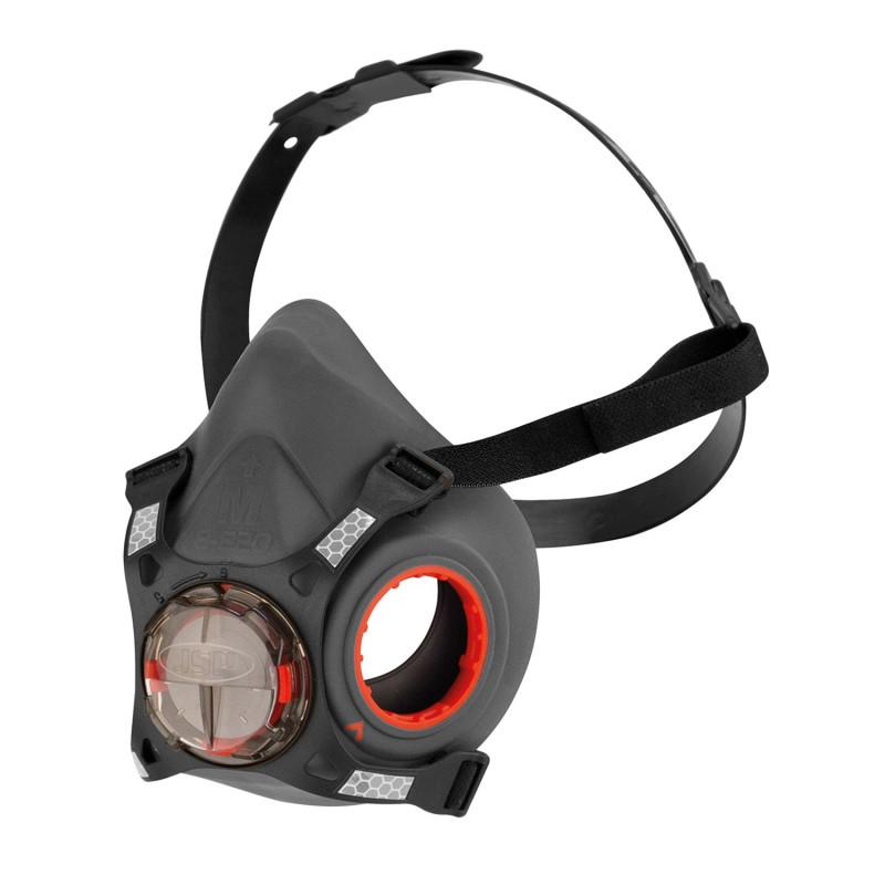 Demi masque respiratoire FORCE 8 JSP sans cartouche