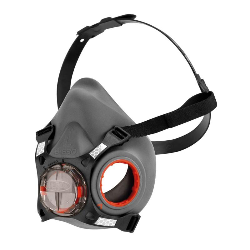 Demi masque respiratoire JSP FORCE 8 sans cartouche