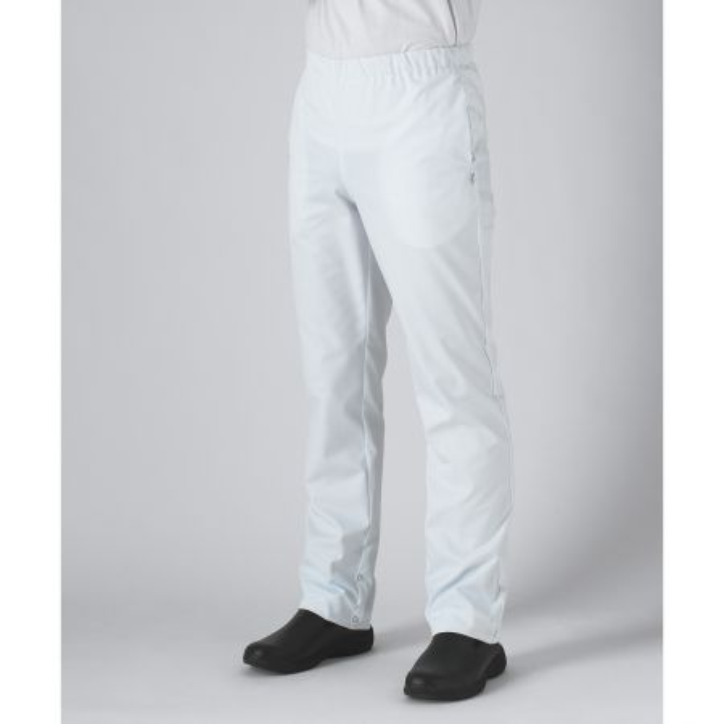 Pantalon professionnel blanc pas cher UMINI