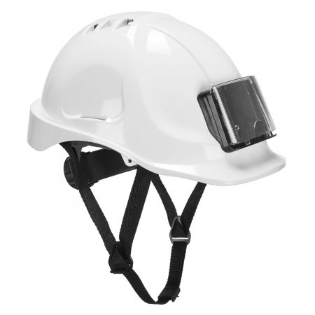 Casque chantier porte-badge pas cher Portwest ENDURANCE