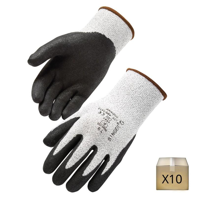 gant anti coupure oleofuge
