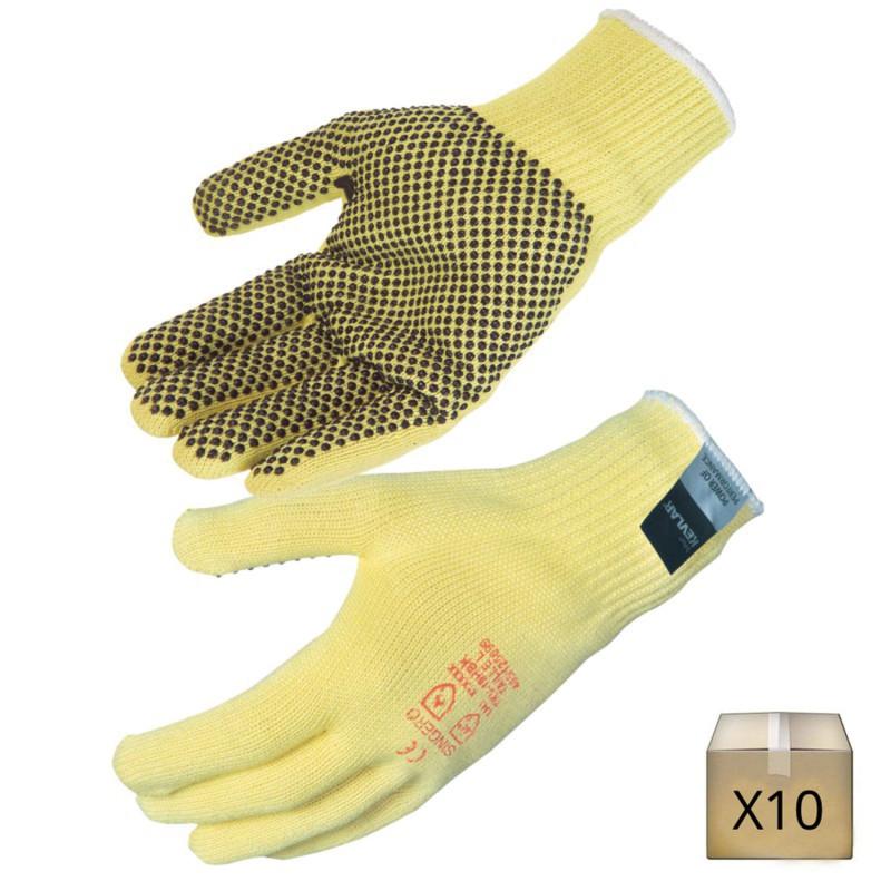 gant à picots