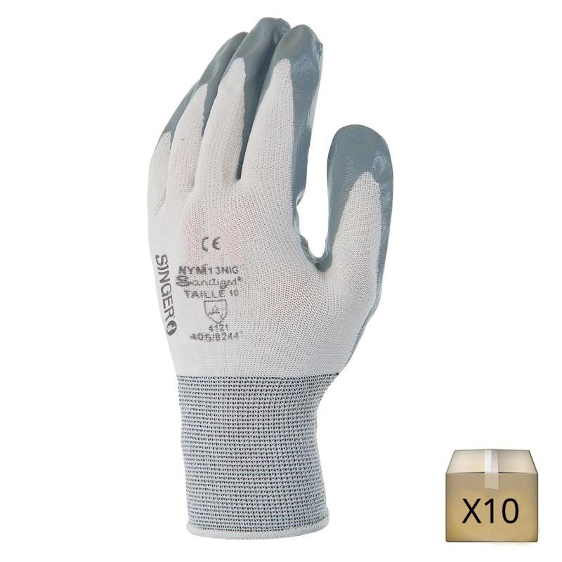 gant mecanicien