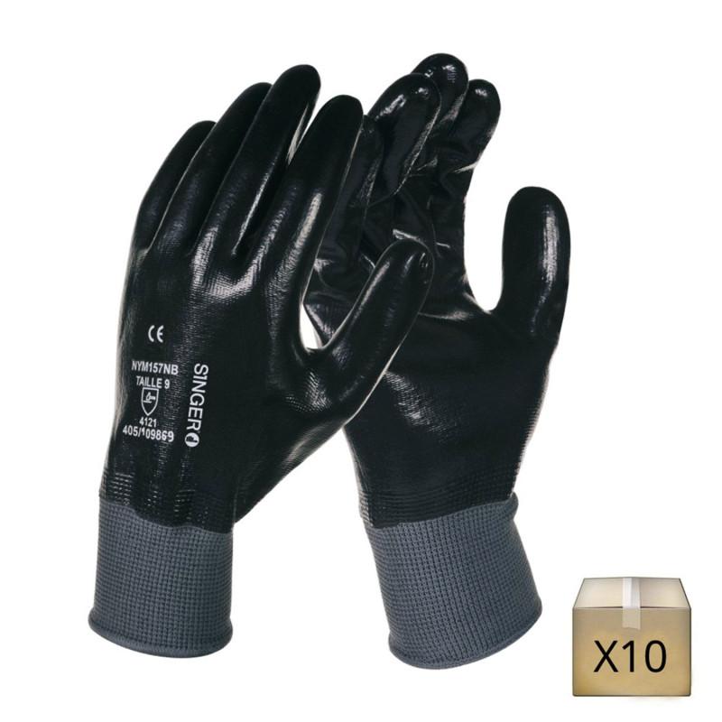 gant mecanicien pas cher