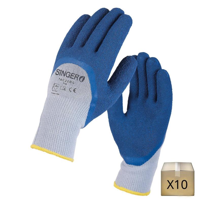 gant travaux lourds