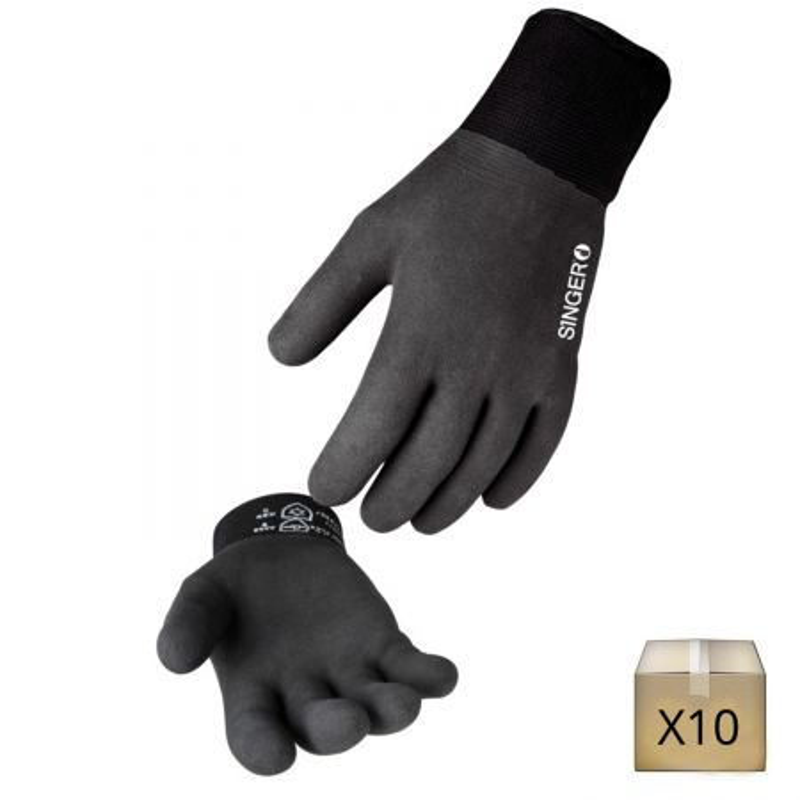 gant travail hiver